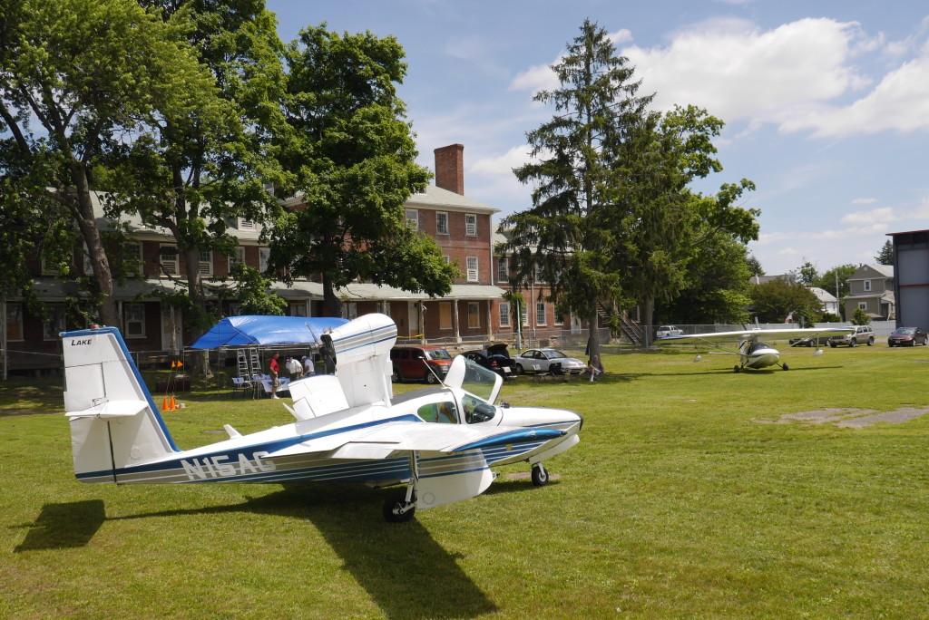 Seaplanes at Essington